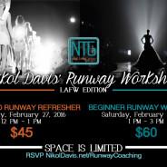 TWO Runway Workshops Feb 2016 – LAFW Edition