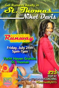 Nikol Davis in St Thomas