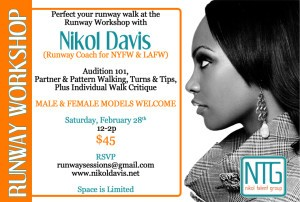 NTG Runway Workshop Feb 2015